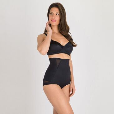 Gaine serre-taille noire - Perfect Silhouette-PLAYTEX