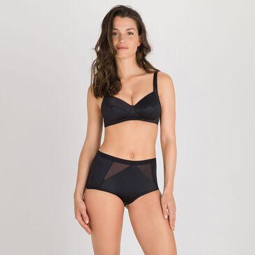 Culotte Maxi noire - Perfect Silhouette-PLAYTEX