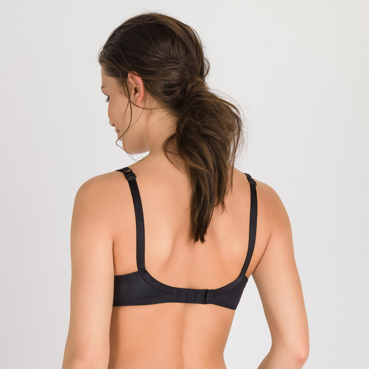 Reggiseno con ferretto nero Perfect Silhouette, , PLAYTEX