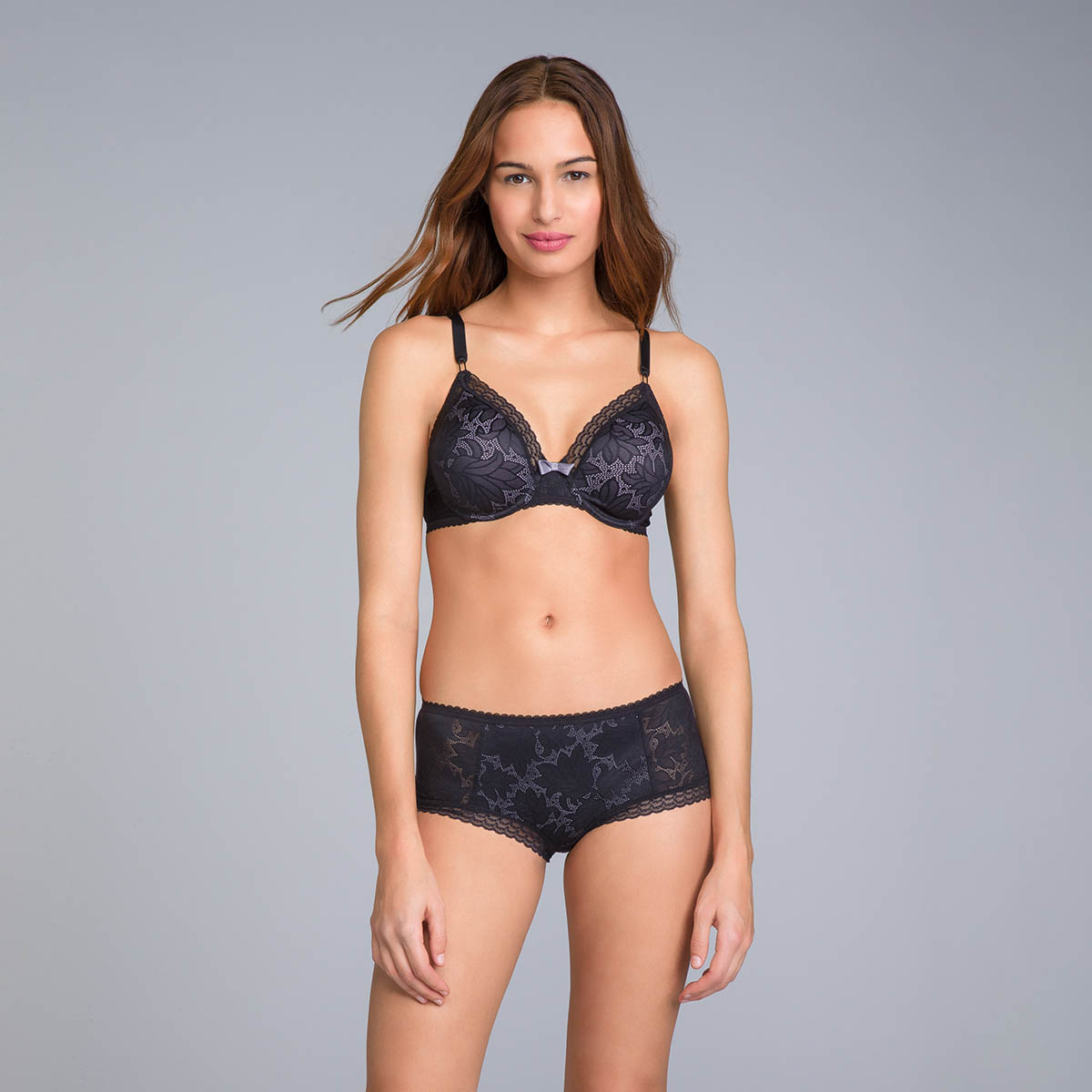 Shorty invisible nero - Invisible Elegance, , PLAYTEX