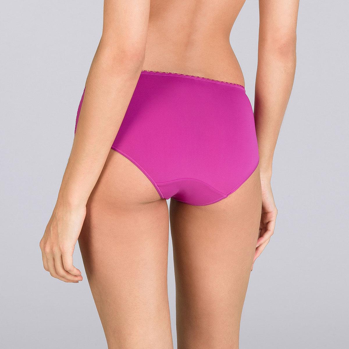 Culotte Midi violette - Flower Elegance-PLAYTEX