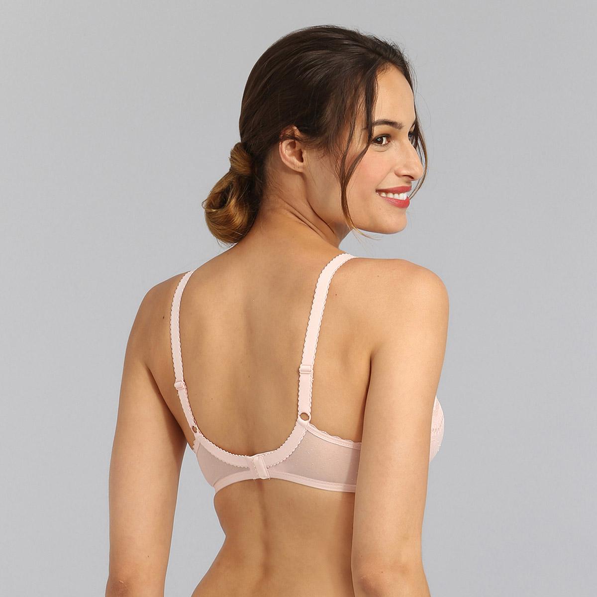 Reggiseno modellante rosa chiaro Secret Comfort, , PLAYTEX