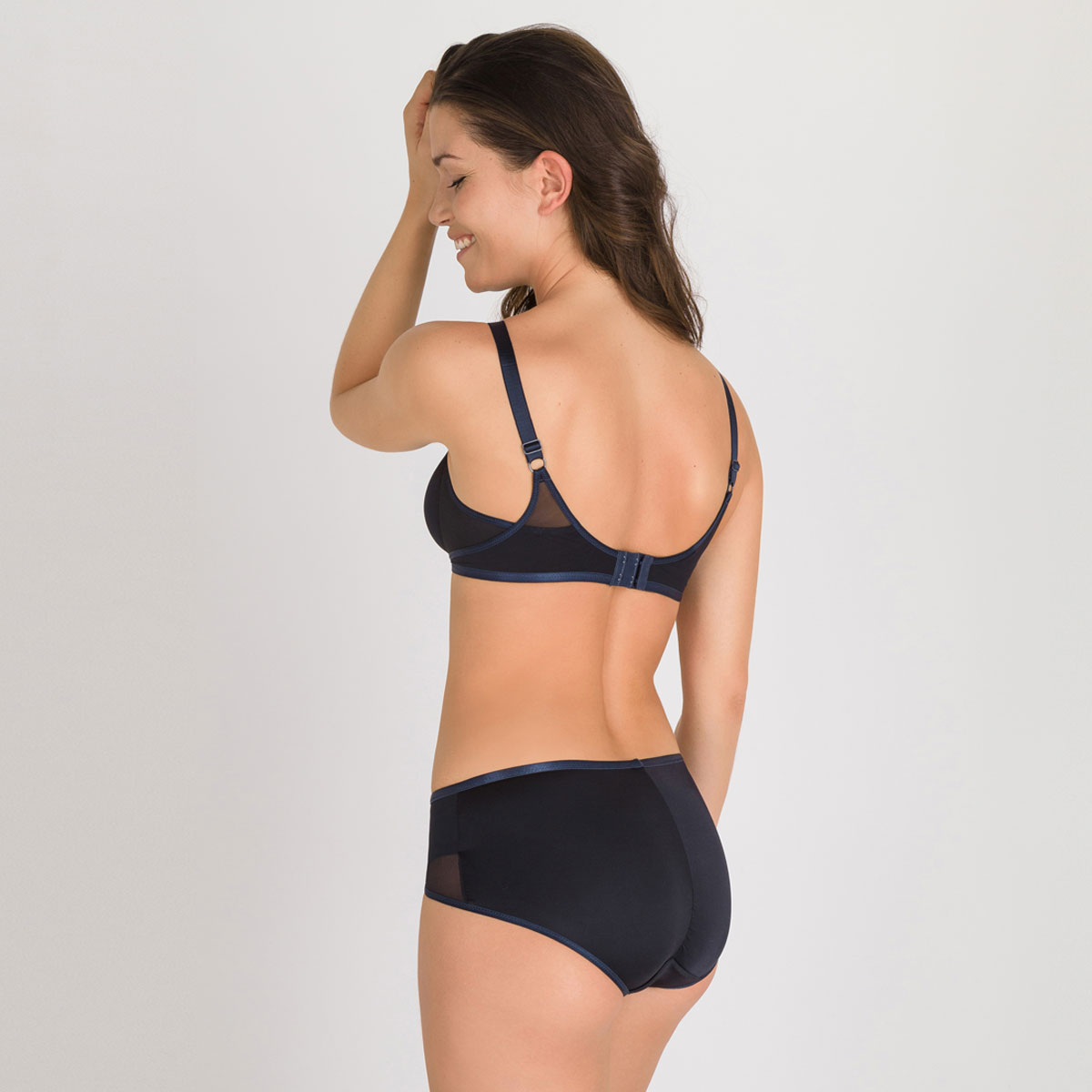 Soutien-gorge sans armatures noir - Ideal Beauty-PLAYTEX