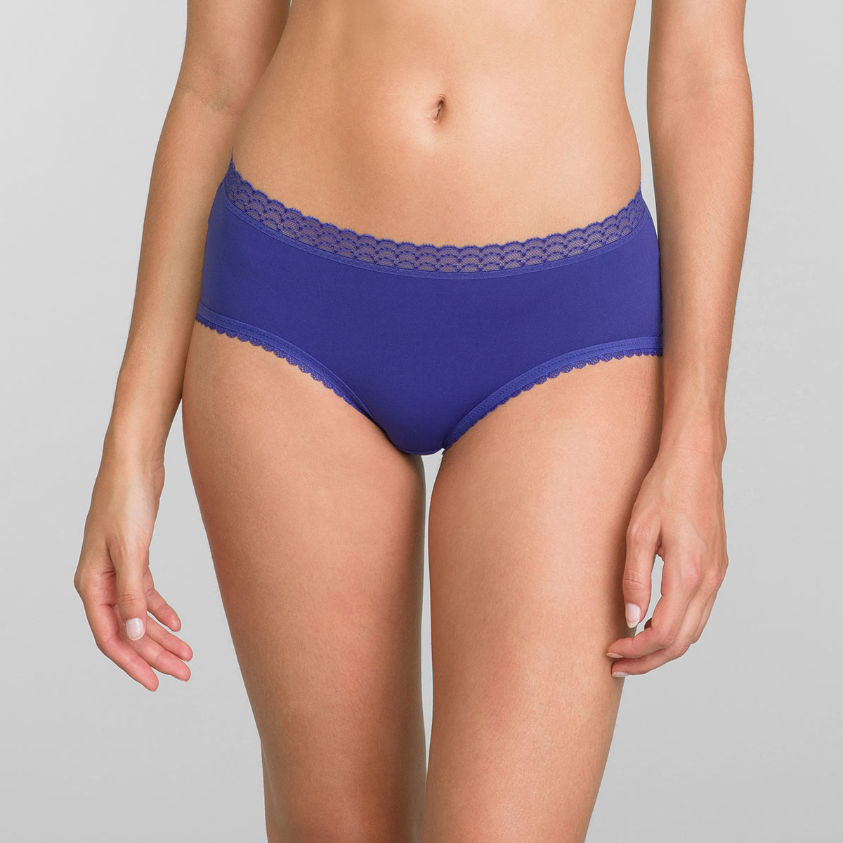 Slip midi blu intenso Invisible Elegance, , PLAYTEX
