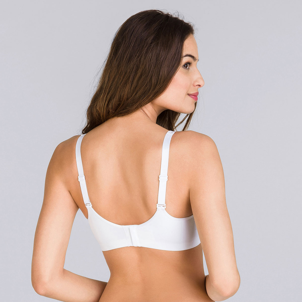 Reggiseno senza ferretto bianco - Feel Good Support -PLAYTEX