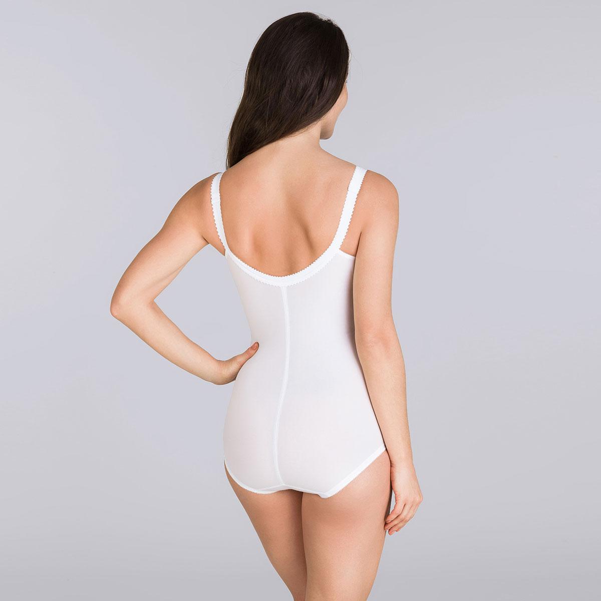 Body modellante bianco Regina di Quadri, , PLAYTEX
