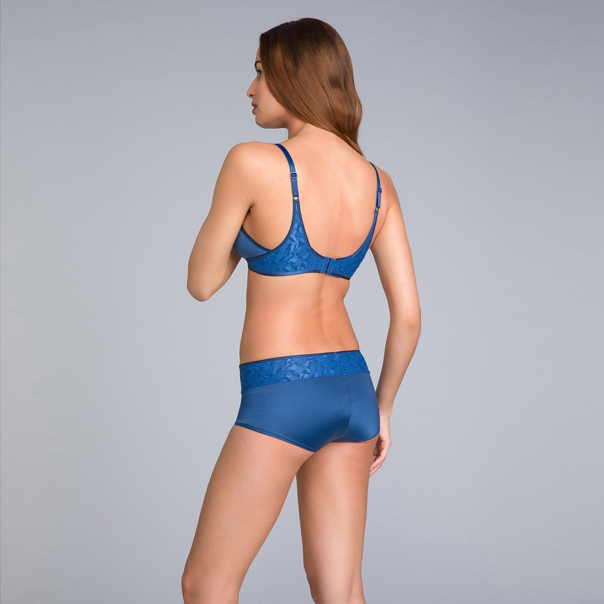 Reggiseno senza ferretto blu navy - Ideal Beauty Lace - PLAYTEX