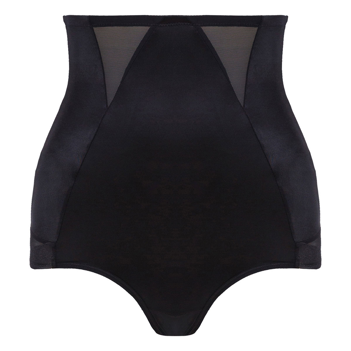 Guaina contenitiva vita alta nera - Perfect Silhouette, , PLAYTEX