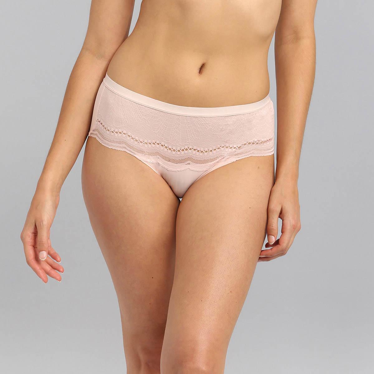 Slip midi rosa chiaro Secret Comfort, , PLAYTEX