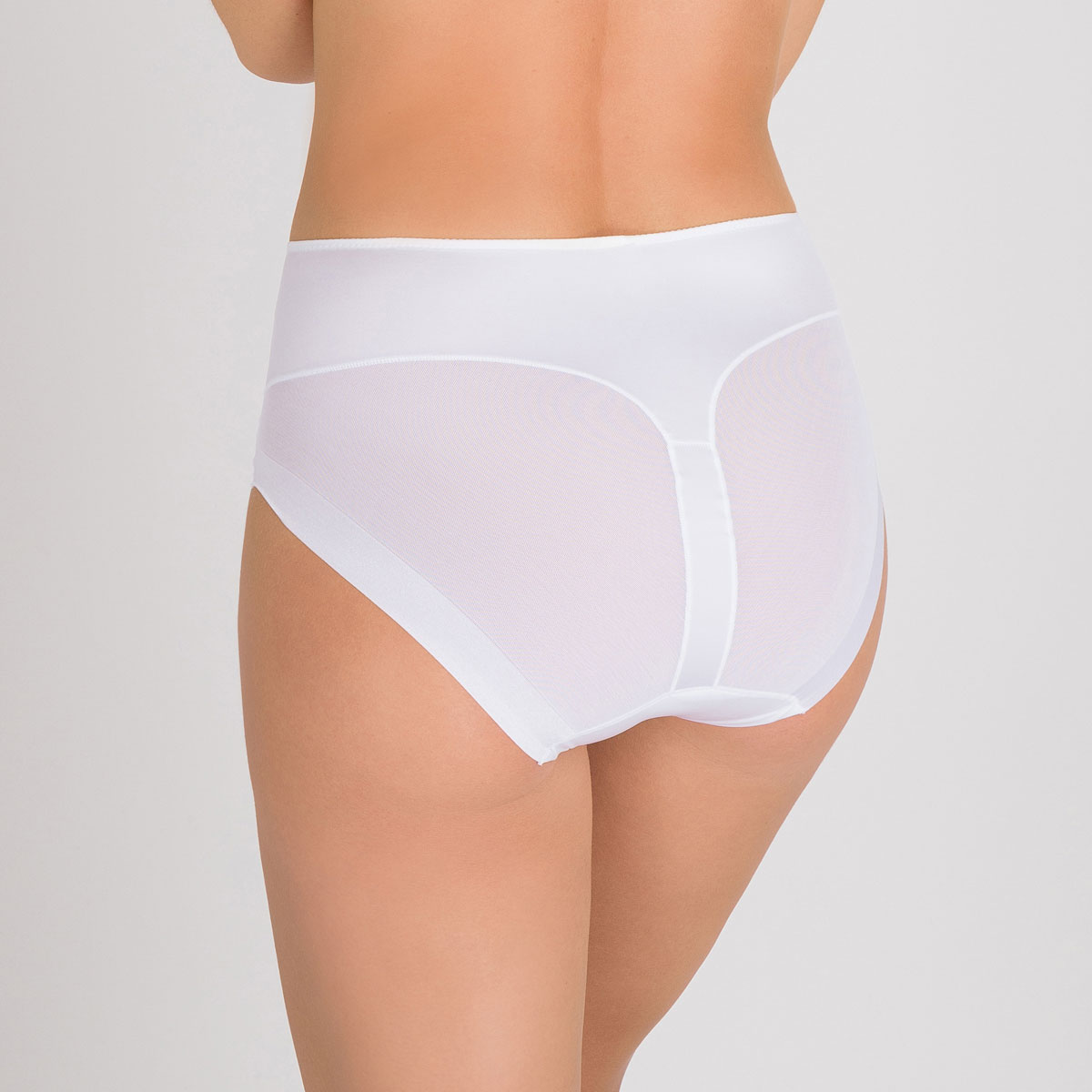 Culotte Maxi invisible blanche  - Perfect Silhouette-PLAYTEX