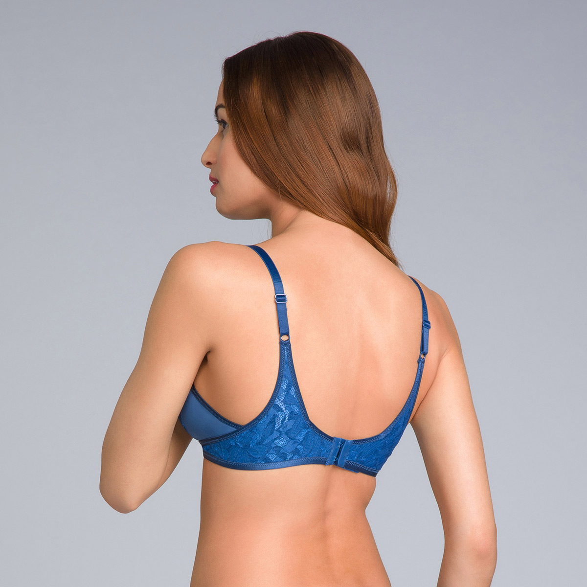 Reggiseno senza ferretto blu navy - Ideal Beauty Lace - PLAYTEX