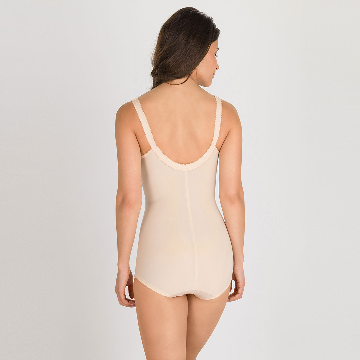 Body modellante beige - Regina di Quadri, , PLAYTEX