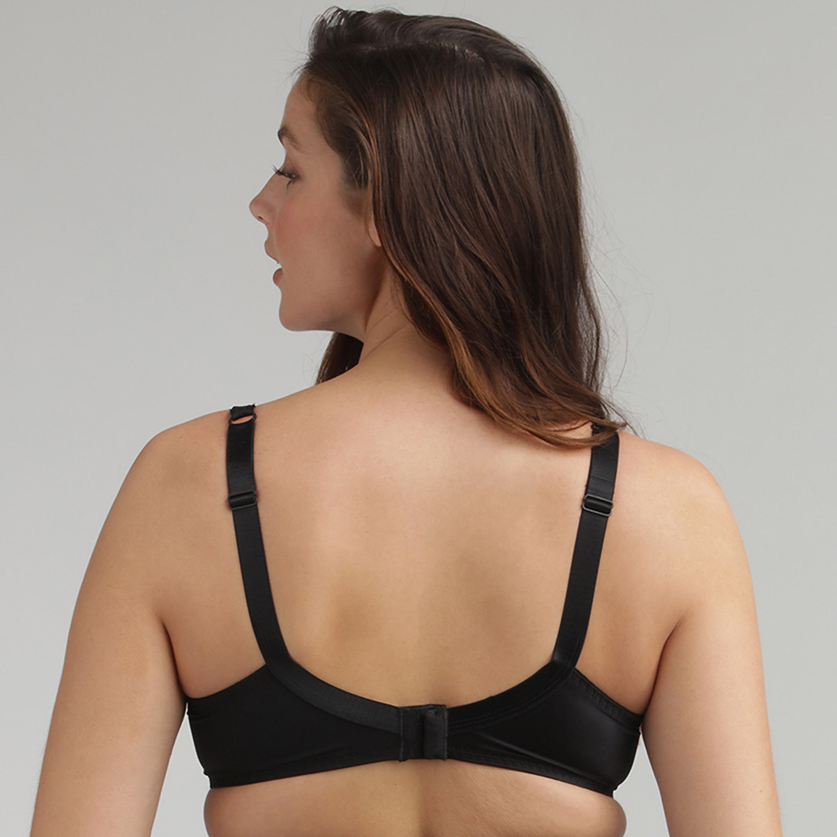 Reggiseno con ferretto nero - Perfect Silhouette, , PLAYTEX