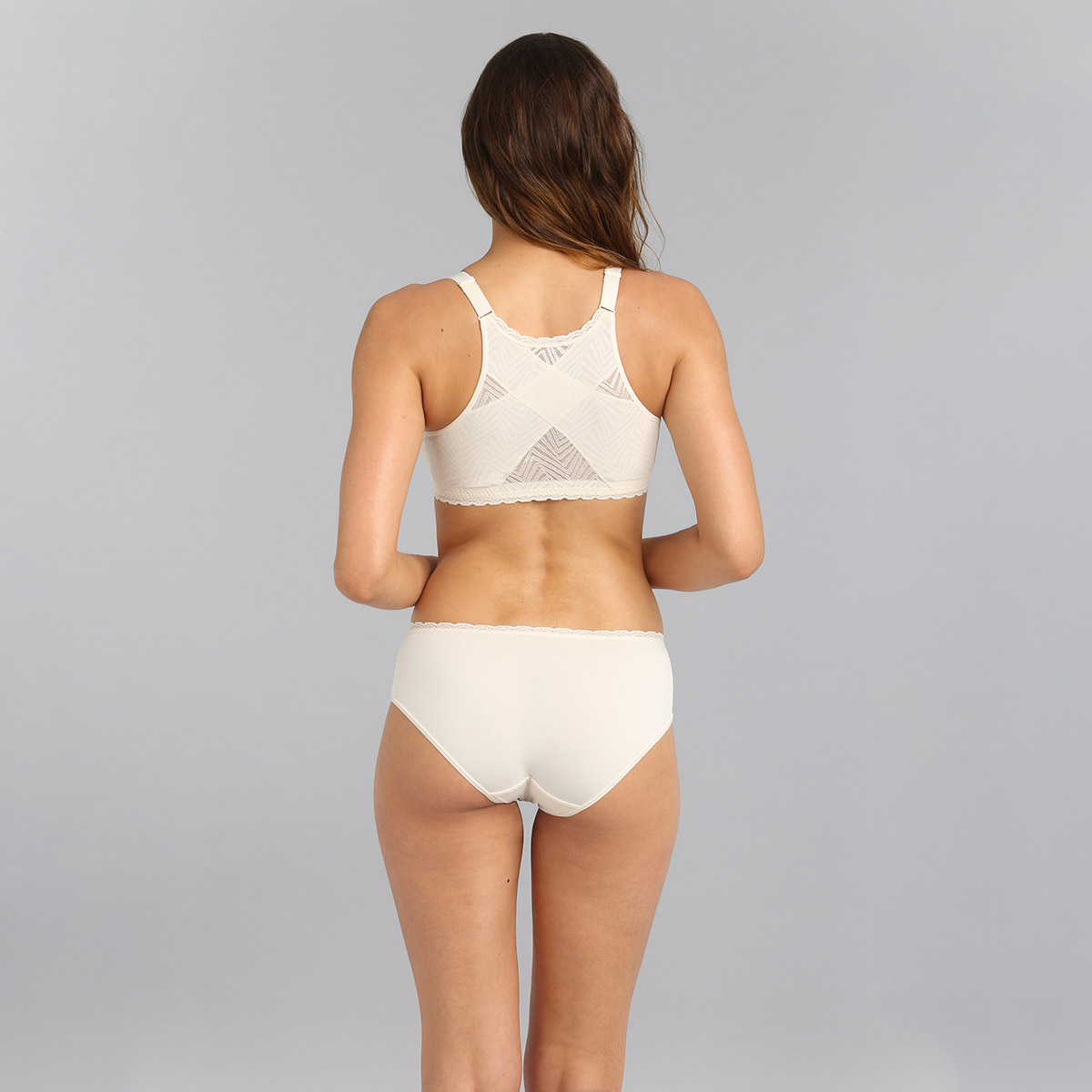 Slip midi avorio Ideal Posture, , PLAYTEX