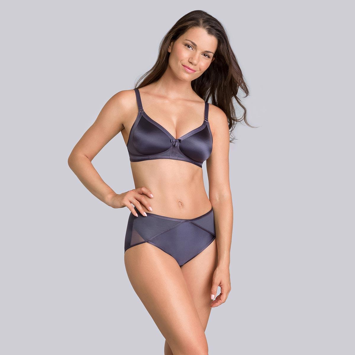 Soutien-gorge sans armatures gris acier - Ideal Beauty-PLAYTEX