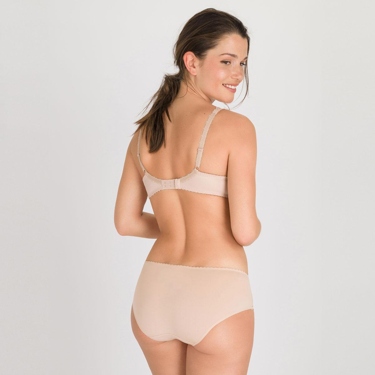 Soutien-gorge paddé beige – Flower Elegance-PLAYTEX