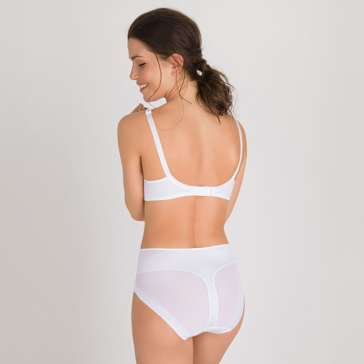 Slip Maxi invisibile bianco - Perfect Silhouette, , PLAYTEX