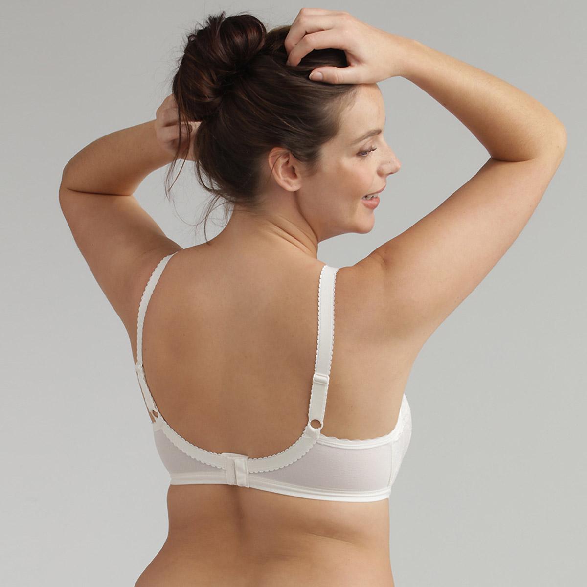 Reggiseno modellante avorio Secret Comfort, , PLAYTEX