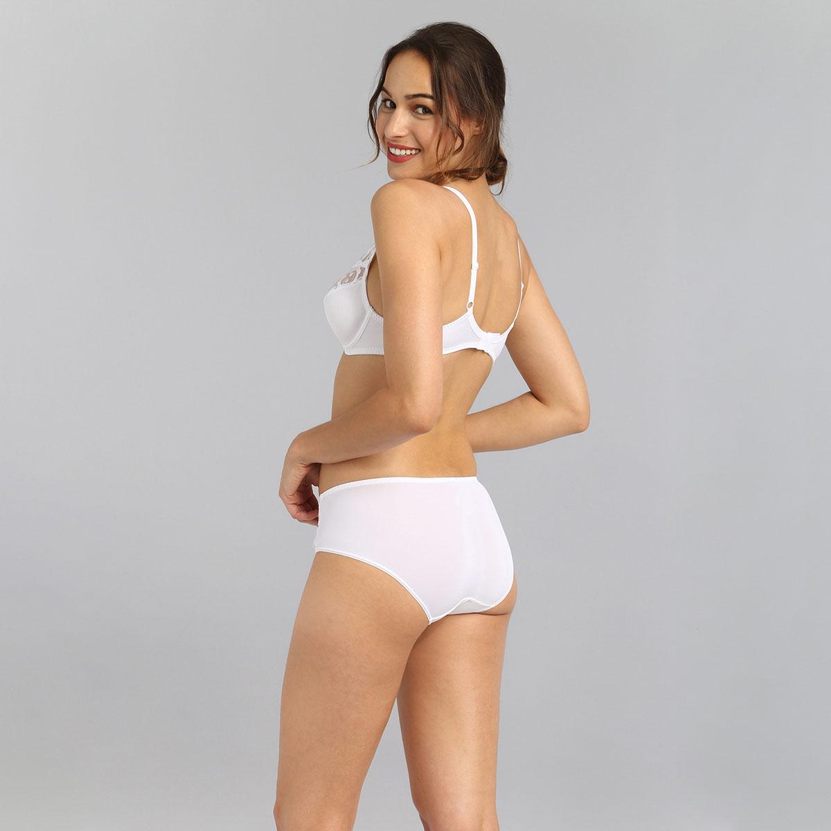 Reggiseno con ferretto bianco Essential Elegance Ricamo, , PLAYTEX
