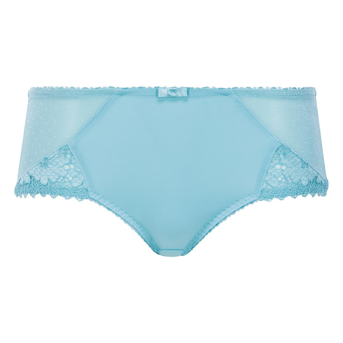 Slip Midi in pizzo blu laguna - Criss Cross Femminile - PLAYTEX