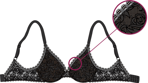 Reggiseni Invisible Elegance di Playtex