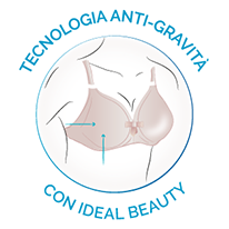 Tecnologia anti-gravità con idel beauty